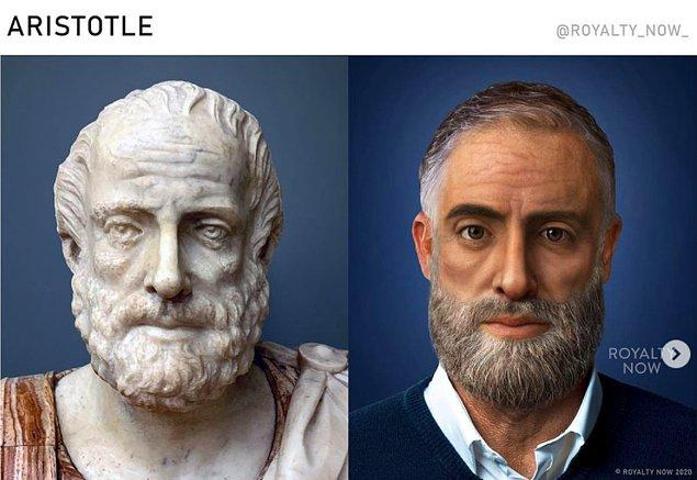 Yunan filozof Aristo