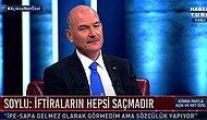 Süleyman Soylu, Gazetecilerin Karşısında Sedat Peker'in İddialarına Cevap Verdi