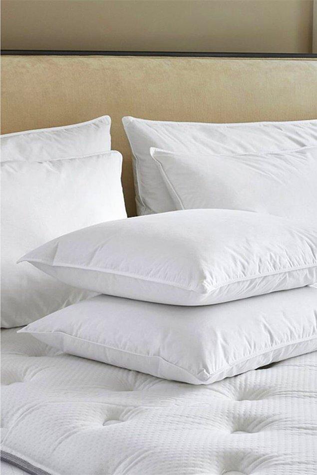 9. İyi bir yastık isteyenler buraya!