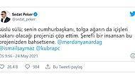 Sedat Peker'in Süleyman Soylu'nun İddialarına Twitter Üzerinden Verdiği Yanıtlar
