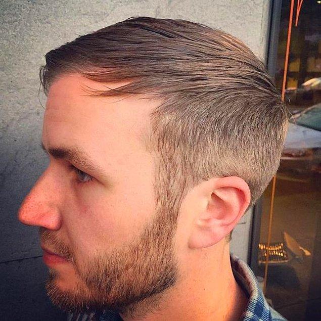 12. Saçları ince telli olan erkekler, saç uzatmaya dikkat!