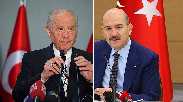 """""""Hiç kimse Türkiye Cumhuriyeti İçişleri Bakanı'nın boynuna tasma geçiremeyecek"""""""