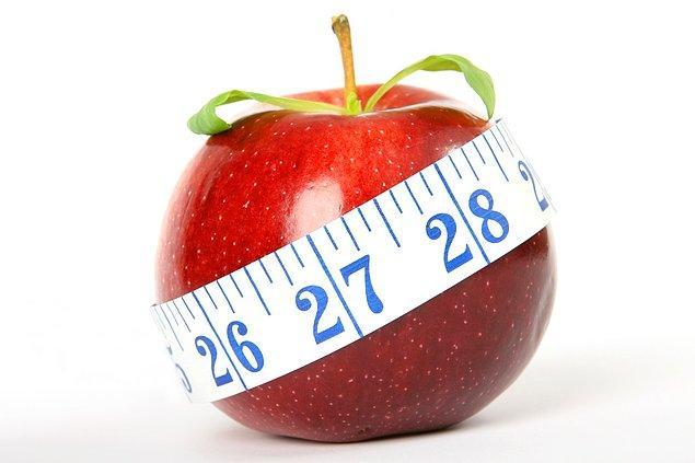 1. Kalori Hesabına Dikkat Etmemek