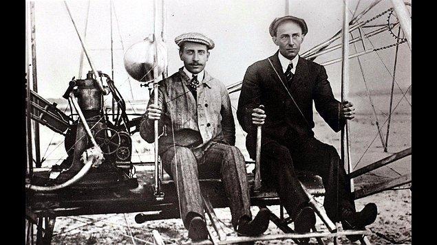 Uçmak senin işin: Wright Kardeşler!