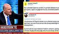 Af Örgütü Süleyman Soylu'nun Canlı Yayındaki Beyanlarını Twitter'dan Raporlar Yayınlayarak Yalanladı