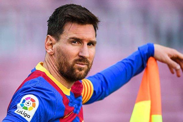 20. Lionel Messi