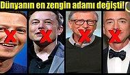 Dünyanın En Zengin İnsanı Unvanı El Değiştirdi: Jeff Bezos Koltuğu Sürpriz Bir İsme Kaptırdı