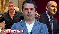 İsmail Saymaz, Cüneyt Özdemir'in Yayınına Katıldı: Reklam Arasında 'Sorulara Cevap Vermiyorsunuz' Dedim