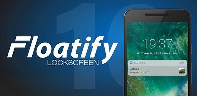 3. Floatify Lockscreen
