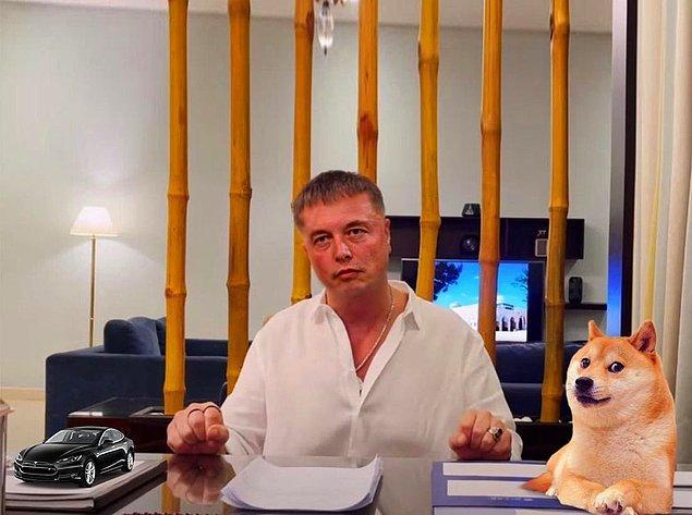 9. Bir Doge'ye bir Tesla'ya yenileceksiniz.