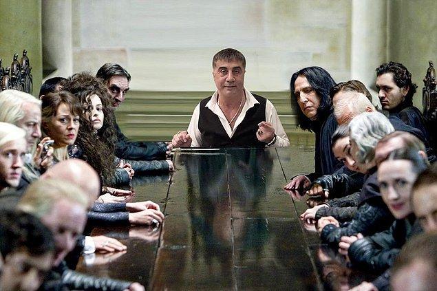 11. Süslü Harry!