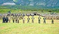 Yunanistan ve ABD Ordusu İskeçe'de Gerçek Mermiyle Eğitim Yaptı