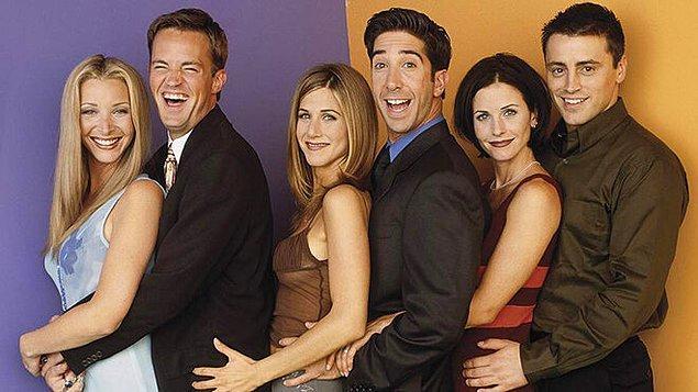 3. Friends, 1994-2004