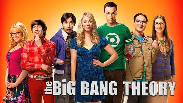 8. The Big Bang Theory, 2007-2019