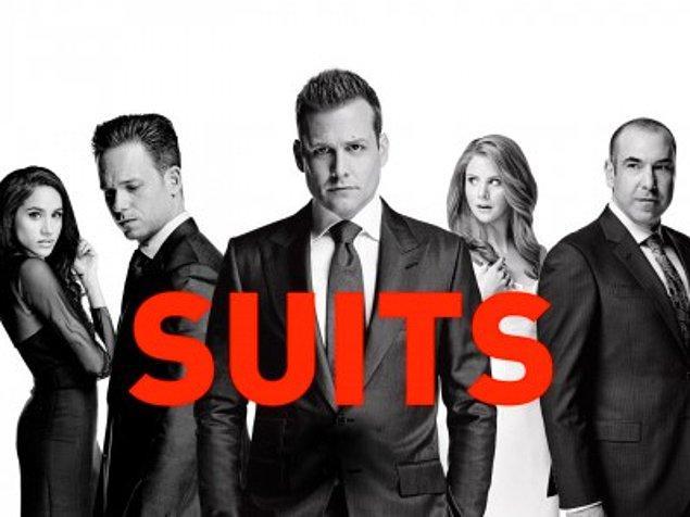 6. Suits, 2011-2019