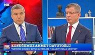 Ahmet Davutoğlu Soylu'nun İddialarına Cevap Verdi: 'Cumhurbaşkanı Koordinasyonuyla Bana Kumpas Kurdular'