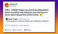 Opta'nın Mükemmel İstatistikleriyle Öğrendiğimiz Süper Lig 2020-2021 Sezonuyla İlgili En İlginç 15 Bilgi