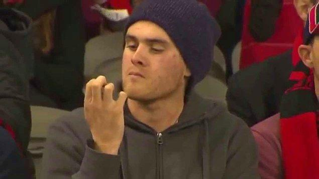 5. Gizlice burnunu karıştırdın mı?
