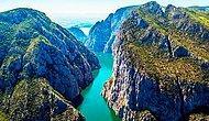 Güzel Ülkemizde Coğrafyası ve Manzarasıyla Görenleri Kendine Adeta Aşık Eden 10 Kanyon