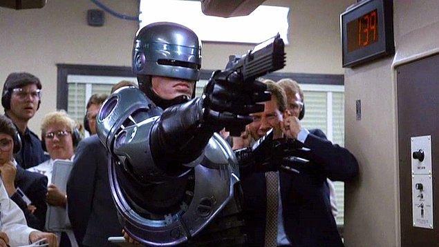 11. RoboCop (1987)