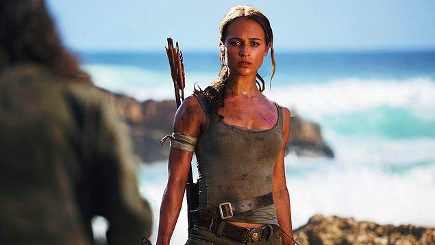 15. Tomb Raider (2018)