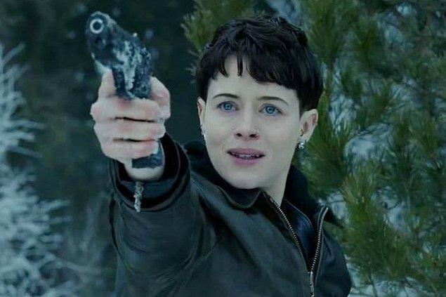 47. The Girl in the Spider's Web (2018)
