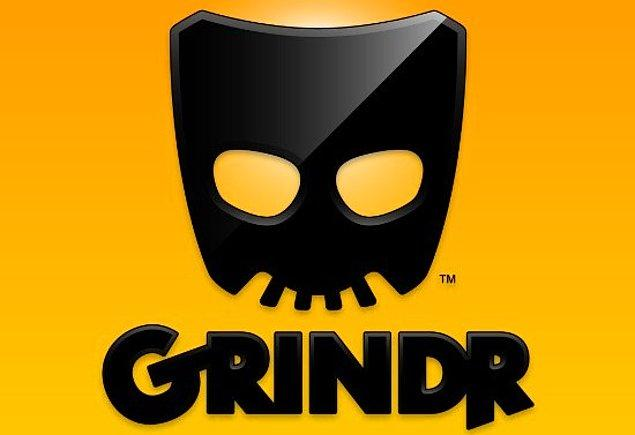 18. Grindr