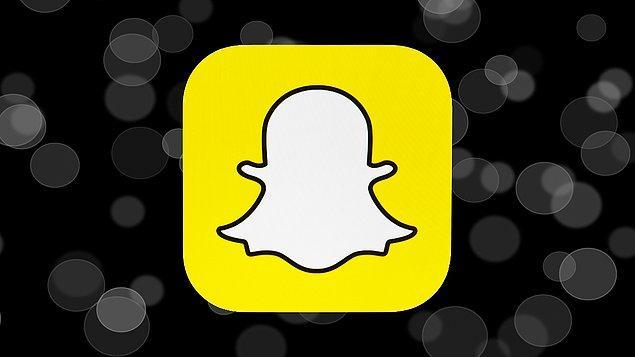 11. Snapchat