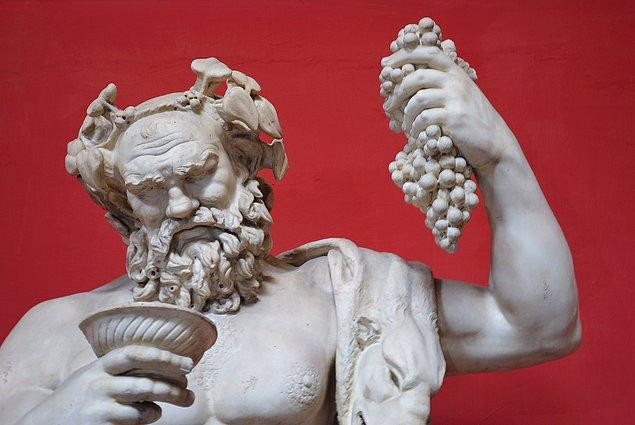 Dionysus çıktın!