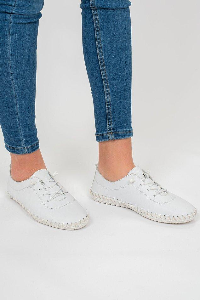 6. Günlük seçeceğiniz ayakkabılarda rahatlık daima birinci kriteriniz olsun.