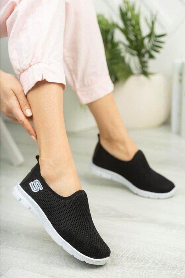 9. Bol bol yürüyüş yapan biriyseniz hafif tabanlı ürünler seçmeye dikkat edin.