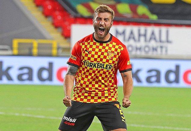 13. Alpaslan Öztürk ➡️ Galatasaray