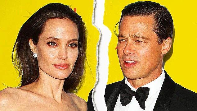 Fakat 2016 yılının Eylül ayında Angelina Jolie, Brad Pitt'e boşanma davası açarak tüm dünyayı şok etmişti.
