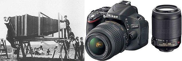 5. Fotoğraf makinesi
