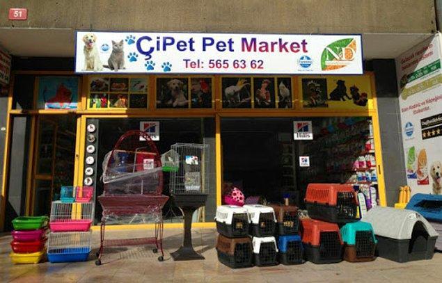 37. Çipet Pet Market