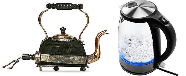 10. Kettle/ısıtıcı