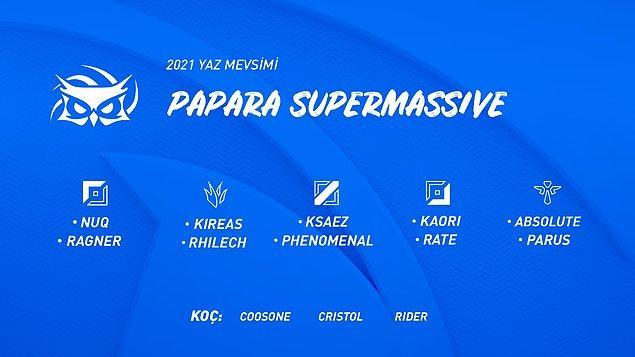 Papara SuperMassive