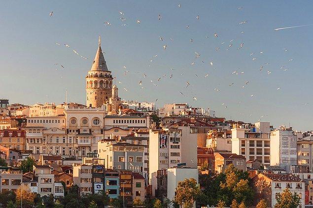 7. İstanbul... Avrupa'nın en görkemli kozmopolit şehirleri arasında ilk sıralarda yer alıyor.