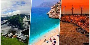 Yaz Geldiğinde Bir Başka Güzel Olan 12 Doğa Harikası Lokasyon