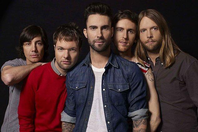 2. Maroon 5'ın son dönemde çok sevilen şarkılarından biri olan 'Memories', 1648'e ait bir besteden ortaya çıktı.