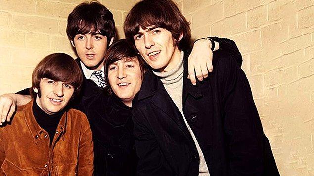 9. Beatles da zamanında Beethoven'dan bir eser kullanmıştı.