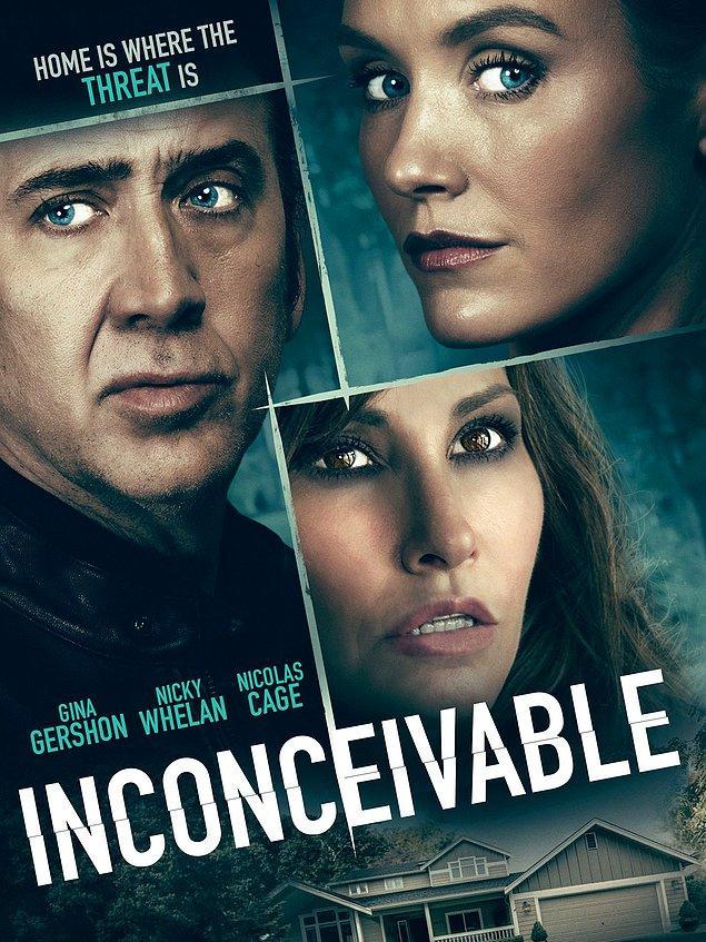 7. Inconceivable / Bakıcı (2017)