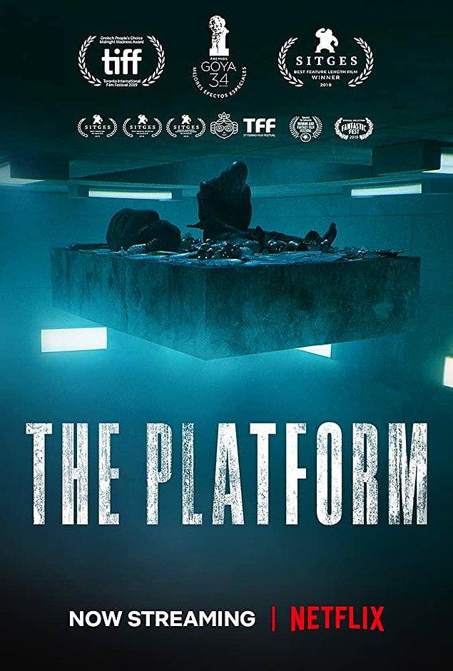 12. The Platform (2019)