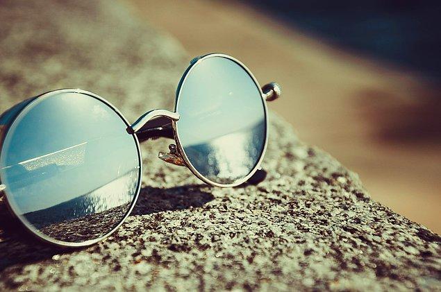 8. Güneş gözlüğünü sabitleyin