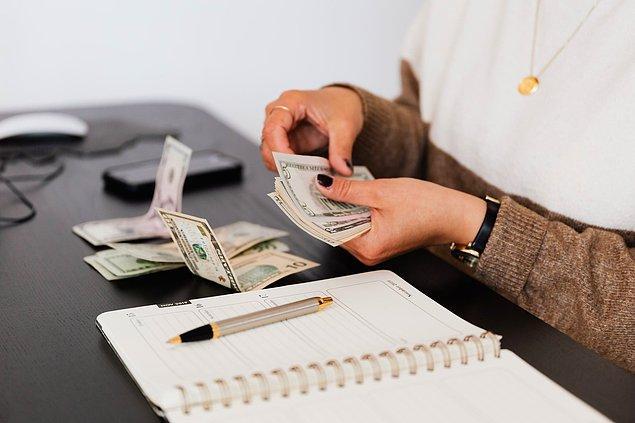 3. Yaptığınız Harcamaları Not Alarak Takip Edin