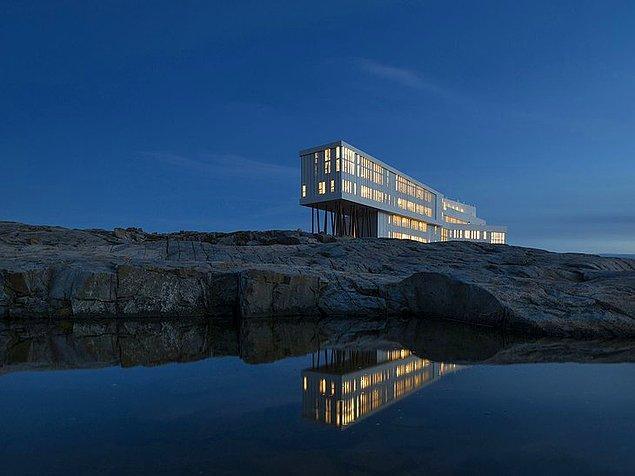 7. Kanada'daki Fogo Adası