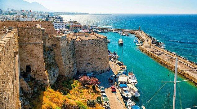13. Kıbrıs