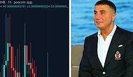 Yatırım Tavsiyesi Değildir: Şaka Amaçlı Çıkarılan Sedat Peker Coin'in Piyasa Değeri 200 Bin Doları Aştı