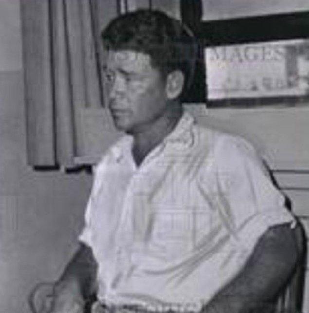 4. Bu fotoğrafta gördüğünüz kişi ise William Estel Benson. Kendisi patlama sırasında okulda okuyan bir öğrenciydi ve trajediden 24 yıl sonra 24 yıl sonra okulun altındaki gaz borularını söktüğünü itiraf etmiştir.