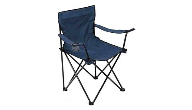 7. Doğa yürüyüşlerinde bir diğer olmazsa olmaz ürün de sandalyeler.